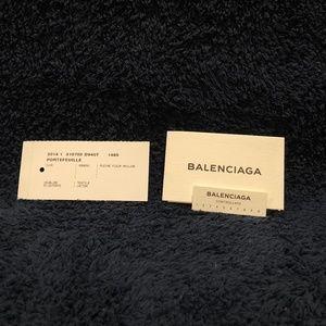 Balenciaga Bags - BALENCIAGA Motorcross Card Case